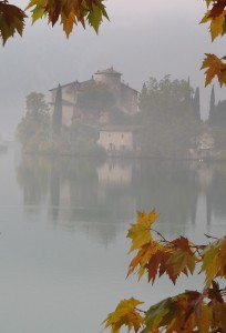 toblino-nebbia