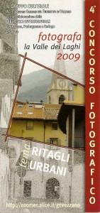 2009 PIEGHEVOLE RITAGLI URBANI